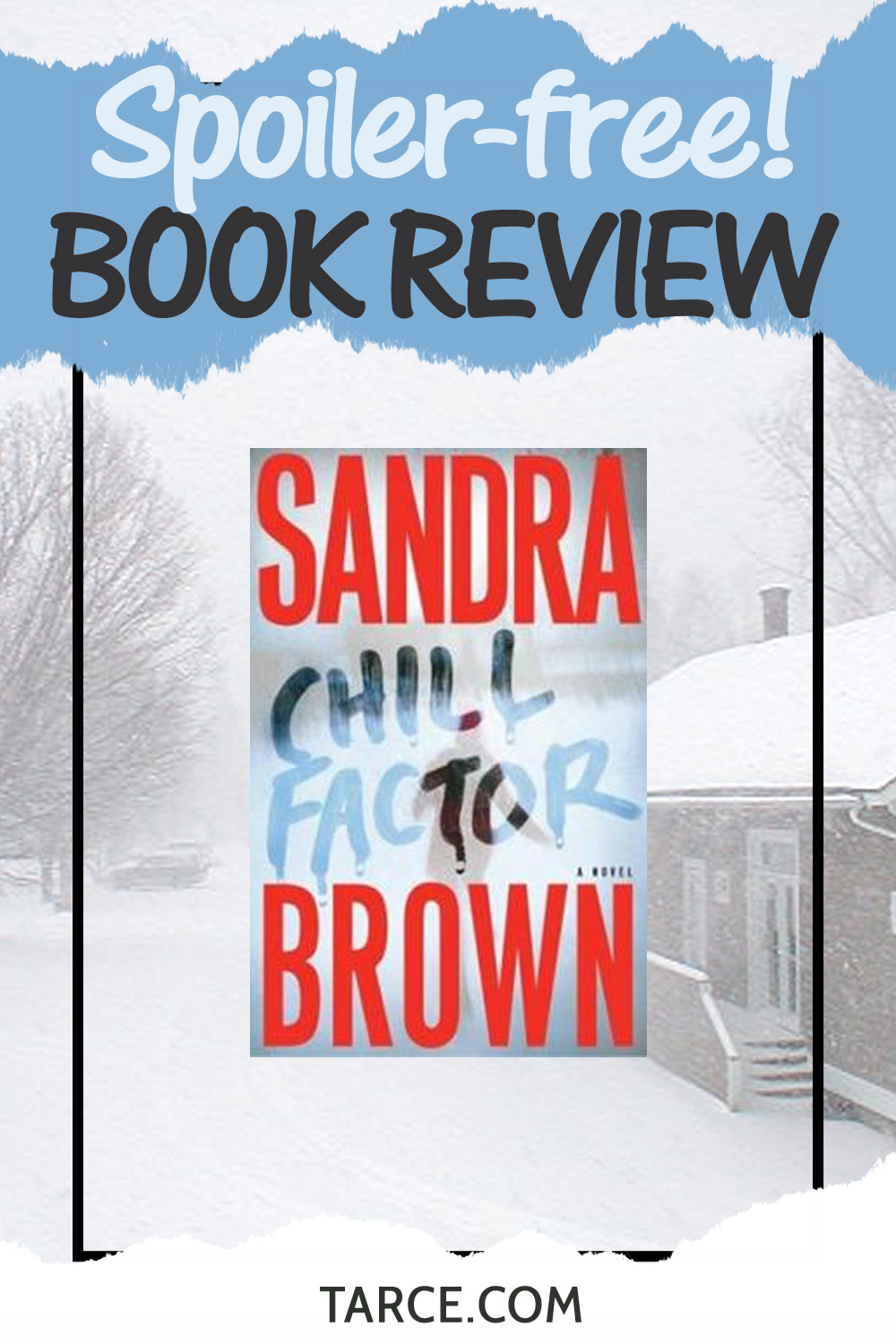 Chill Factor Book Review