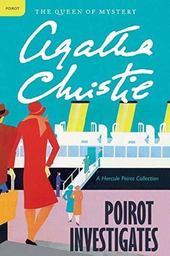 Agatha Christie – Poirot Investigates